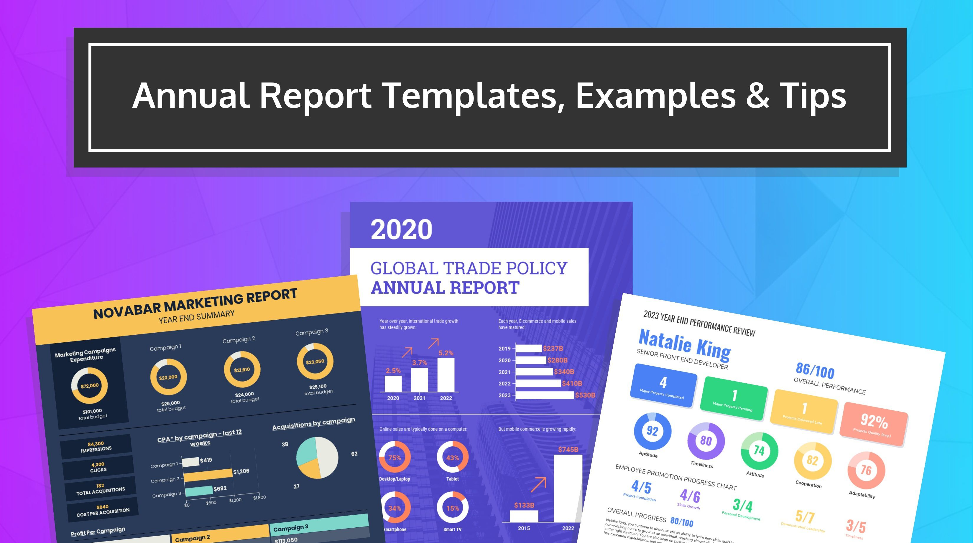 003 Amazing Annual Report Design Template Sample  Templates Word Timeles Free Download InFull