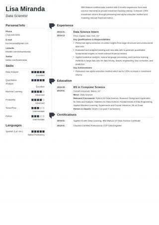 003 Amazing College Graduate Resume Template Design  Student Example 2020 New 2018320