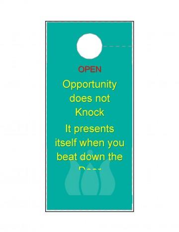 003 Amazing Free Download Door Hanger Template Inspiration 360