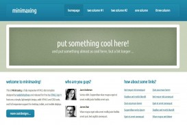 003 Amazing Free Dreamweaver Website Template Picture  Adobe Cs6 Download Sample