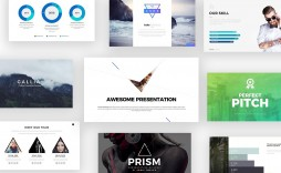 003 Amazing Free Powerpoint Presentation Template Concept  Templates 22 Slide For The Perfect Busines Strategy Download Engineering