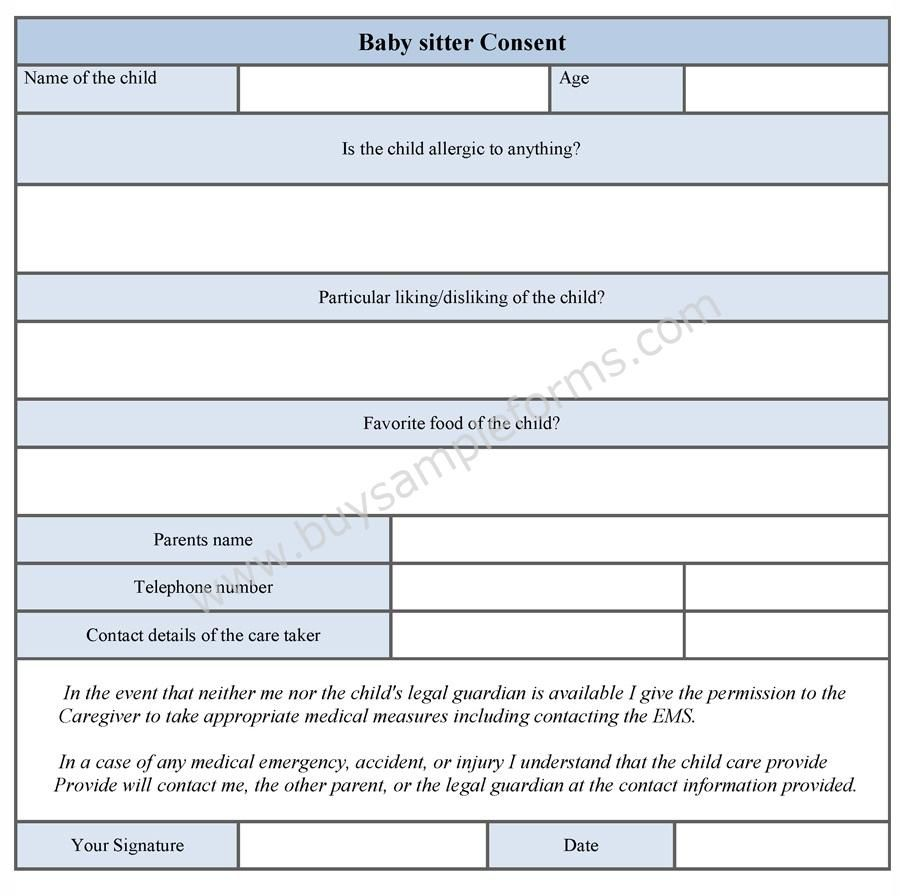 003 Amazing Free Printable Medical Consent Form Template Concept Full