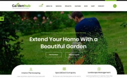 003 Amazing Lawn Care Website Template Inspiration