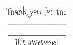 003 Amazing Thank You Note Template Free Sample  Poshmark Christma Teacher