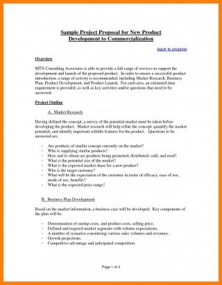 003 Amazing Web Development Proposal Template Pdf Sample 320