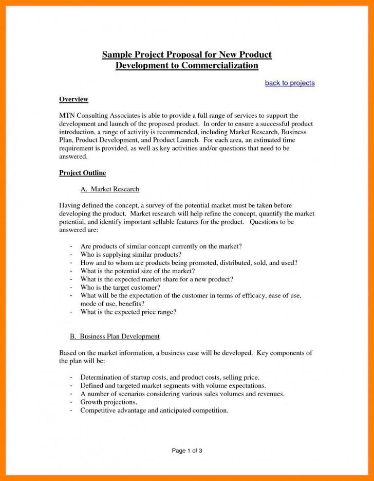 003 Amazing Web Development Proposal Template Pdf Sample 728