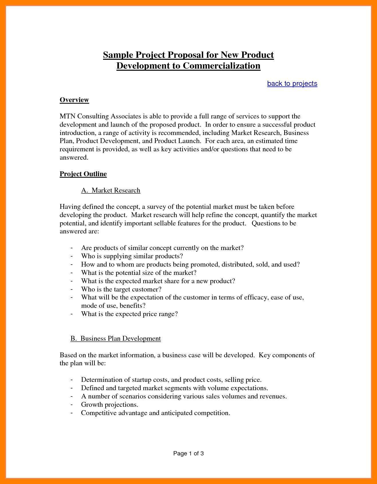 003 Amazing Web Development Proposal Template Pdf Sample Full