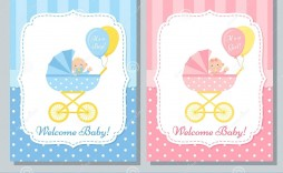 003 Archaicawful Baby Shower Card Design Free Inspiration  Template Microsoft Word Boy Download