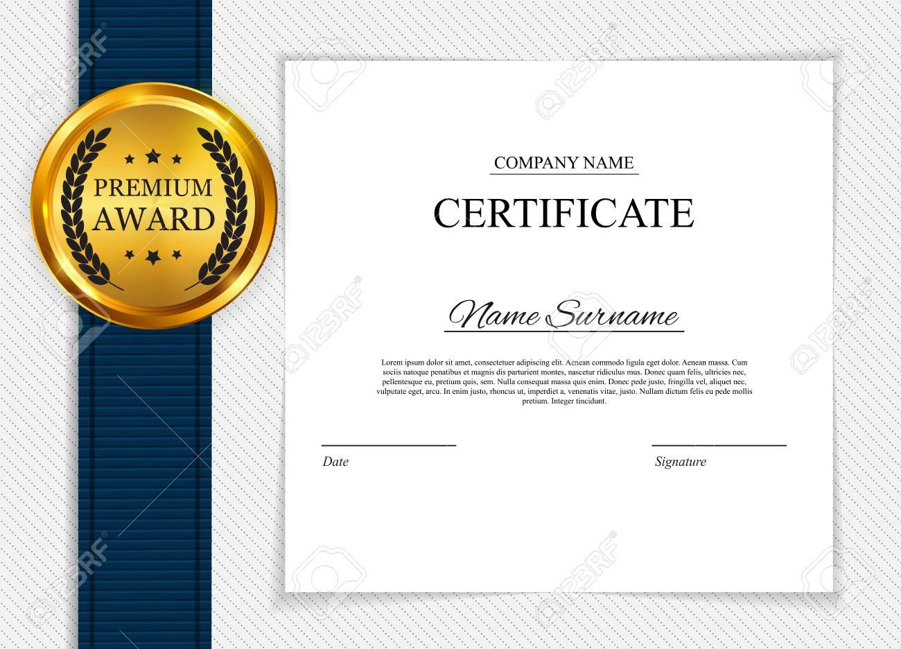003 Archaicawful Blank Award Certificate Template High Resolution  Printable Math Editable FreeFull