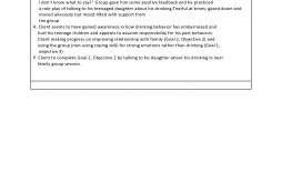 003 Archaicawful Counseling Progres Note Template Inspiration  Occupational Therapy Example Counselor Psychology