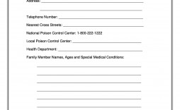 003 Archaicawful Employee Emergency Contact Form Template Inspiration  Uk Free