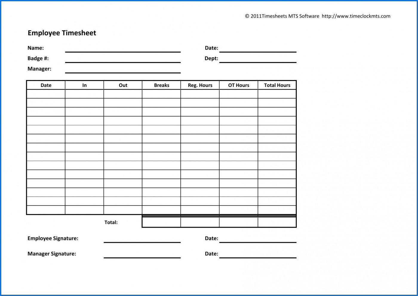 003 Archaicawful Employee Time Card Printable Idea  Timesheet Template Excel Free Multiple Sheet1400