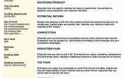 003 Archaicawful Executive Summary Report Word Template Design