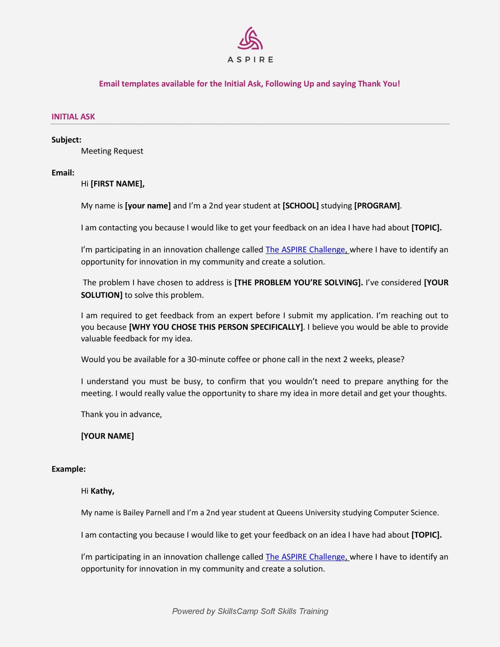003 Archaicawful Follow Up Email Template Request Highest Quality 1920