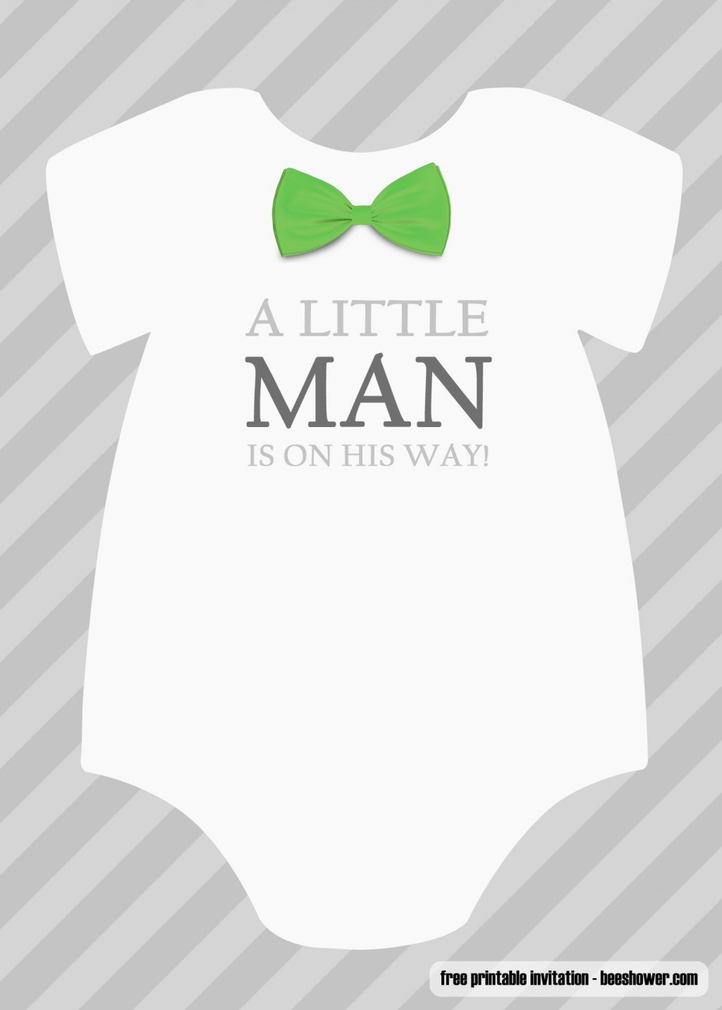 003 Archaicawful Free Baby Shower Invitation Template For Boy Concept Large