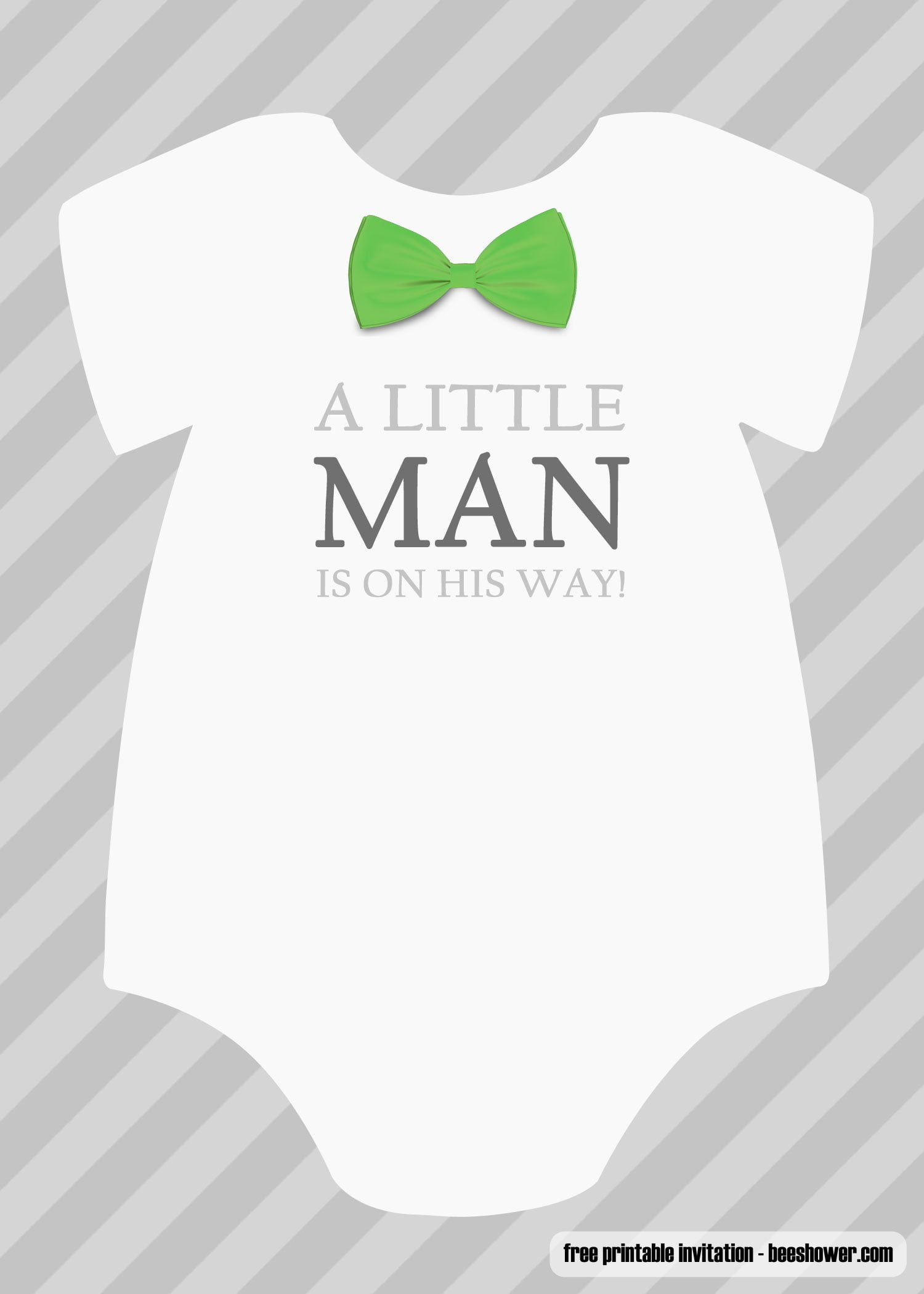 003 Archaicawful Free Baby Shower Invitation Template For Boy Concept Full