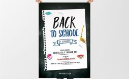 003 Archaicawful Free Back To School Flyer Template Psd Idea
