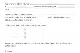 003 Archaicawful Free Income Verification Form Template High Def