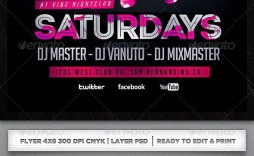 003 Archaicawful Hip Hop Flyer Template Design  Templates Hip-hop Party Free Download