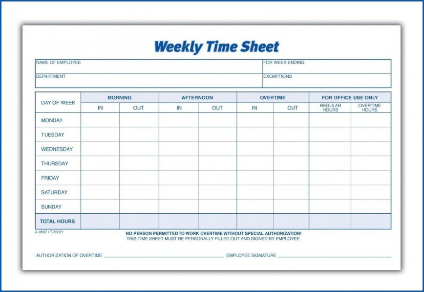 Timesheet Excel Template Weekly from www.addictionary.org