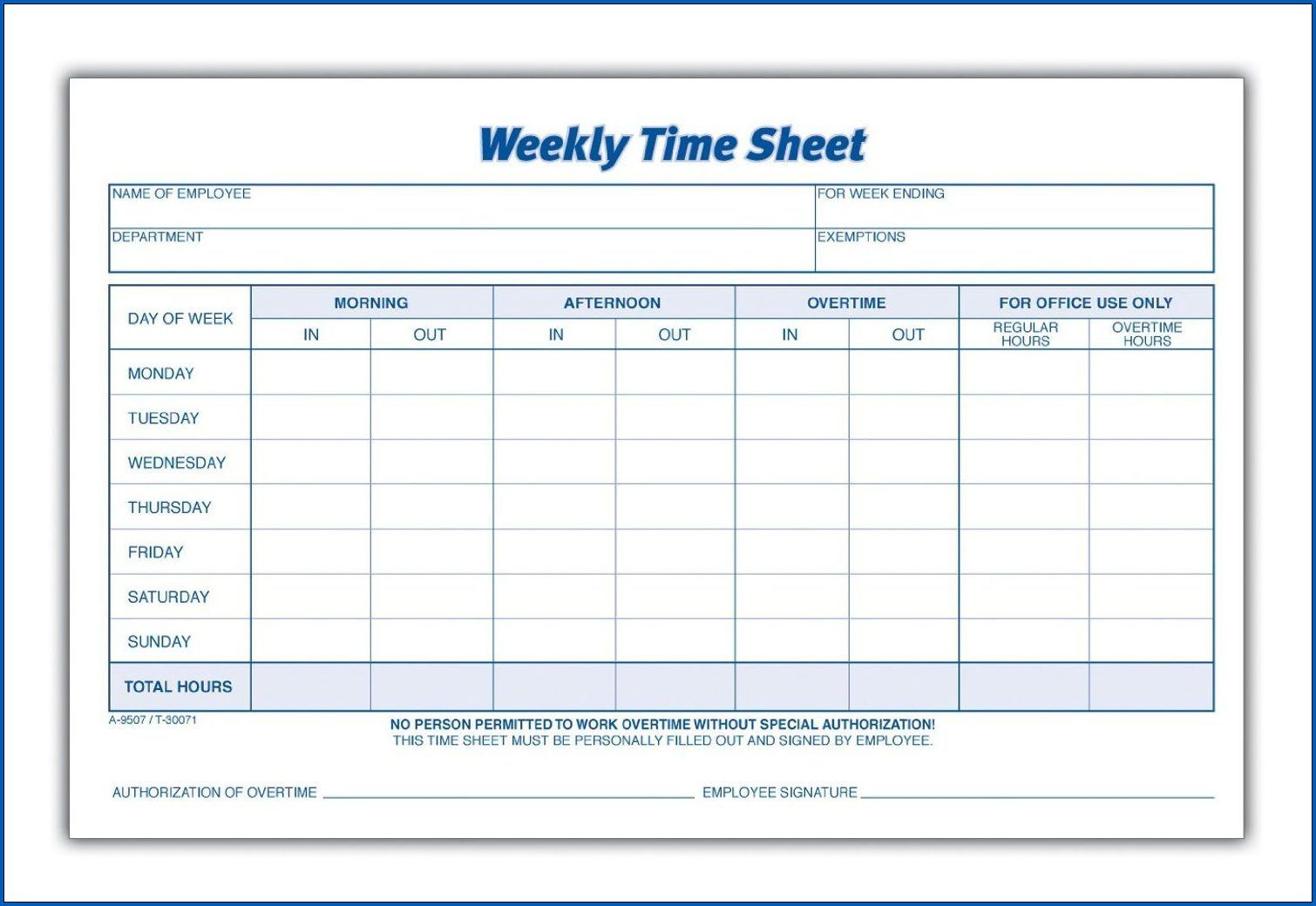 003 Archaicawful Weekly Timesheet Template Excel Photo  Simple FreeFull