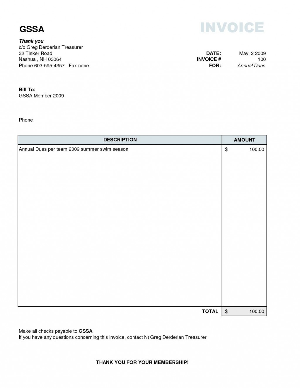 003 Archaicawful Word Invoice Template Free Idea  M DownloadLarge