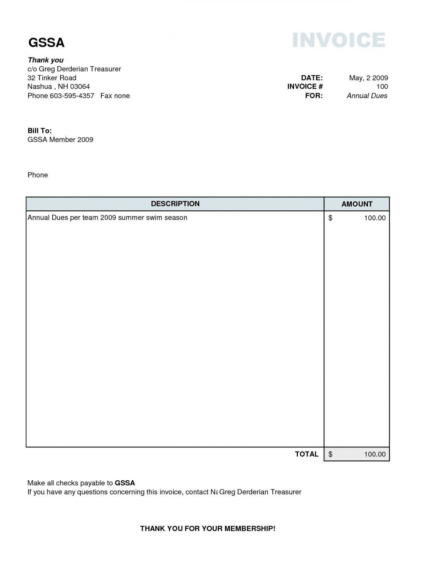 003 Archaicawful Word Invoice Template Free Idea  M Download1400