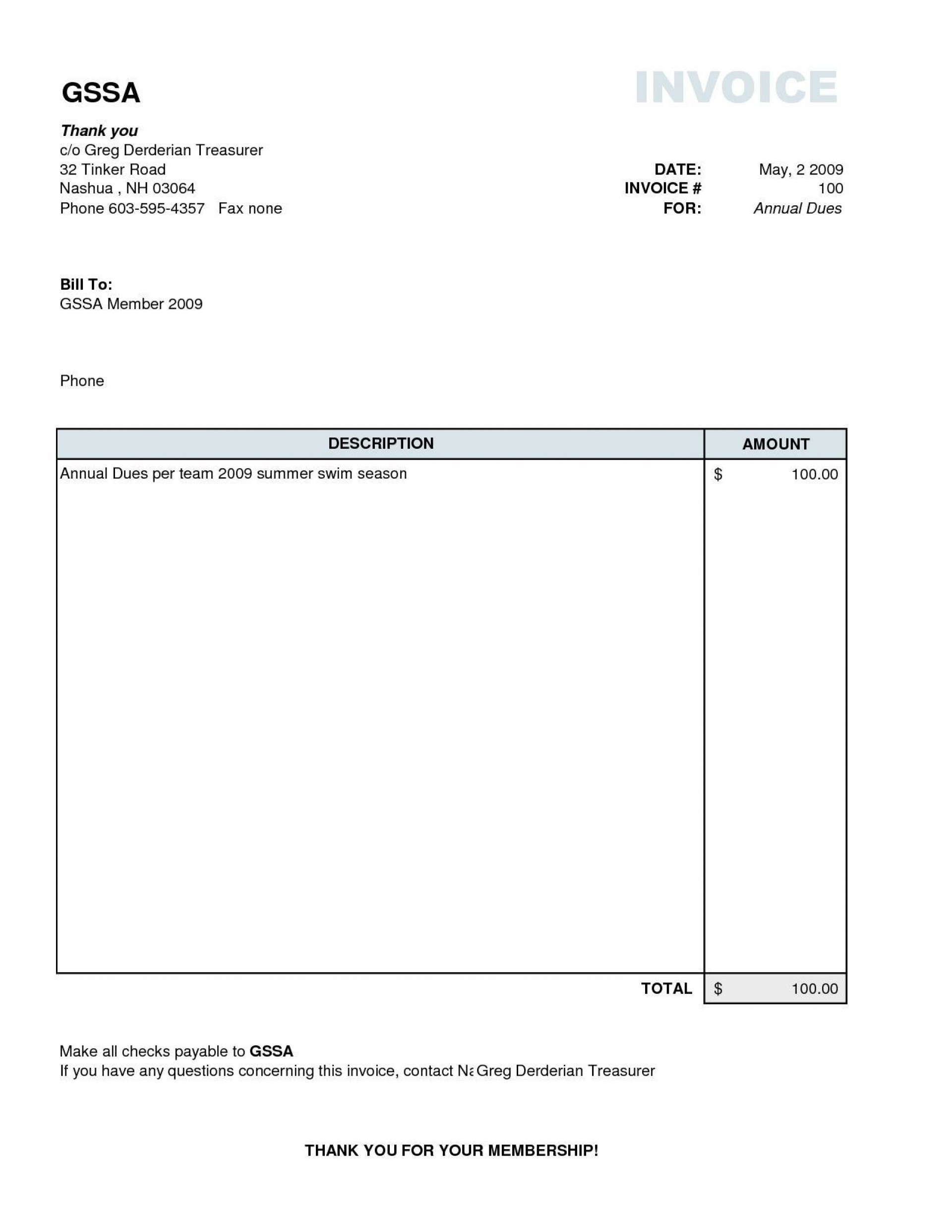 003 Archaicawful Word Invoice Template Free Idea  M Download1920