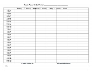 003 Astounding Free Hourly Schedule Template Word Sample 320