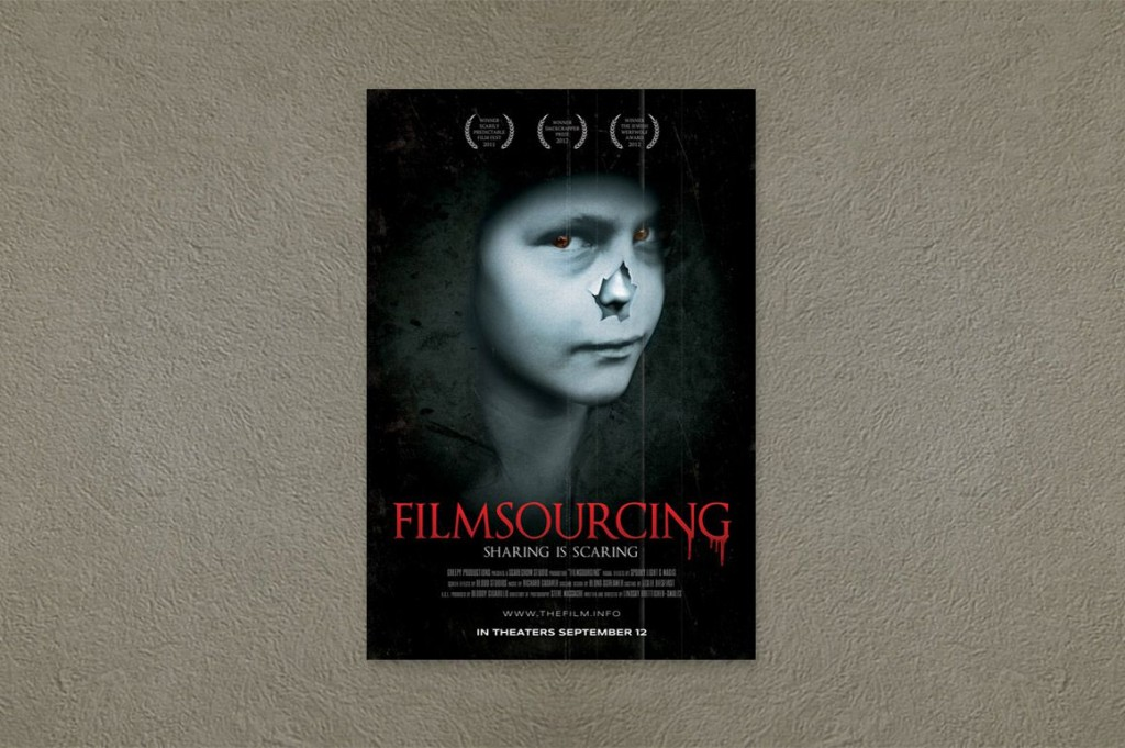 003 Astounding Free Photoshop Movie Poster Template Concept  TemplatesLarge