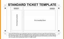 003 Astounding Fundraiser Ticket Template Free Inspiration  Printable Download Car Wash