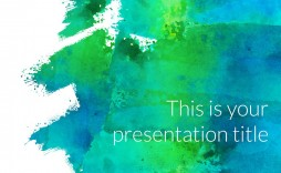 003 Astounding Google Power Point Template Image  Free Ppt Powerpoint Download