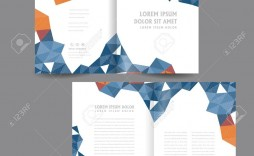 003 Astounding Half Fold Brochure Template Picture  Free Microsoft Word Indesign