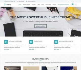 003 Astounding Professional Busines Website Template Free Download Wordpres Image 320