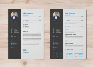003 Astounding Professional Resume Template 2018 Free Download Inspiration 320