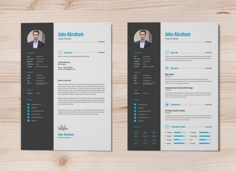 003 Astounding Professional Resume Template 2018 Free Download Inspiration 480