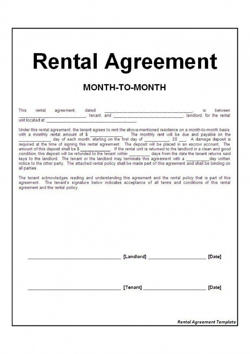 003 Astounding Tenancy Agreement Template Word Uk High Definition  Rental Free 2020