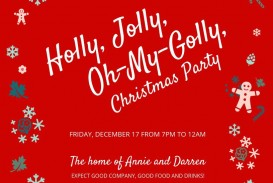 003 Awesome Christma Party Invitation Template Highest Clarity  Holiday Download Free Psd