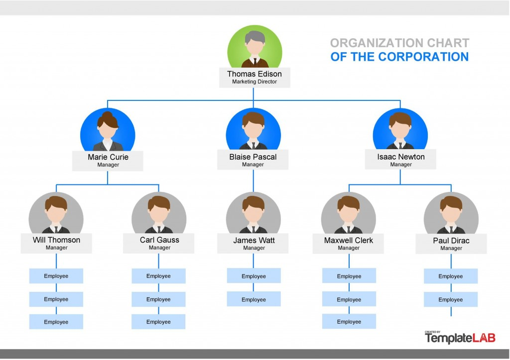 003 Awesome Organizational Chart Template Excel Download Free Highest Quality  OrgLarge