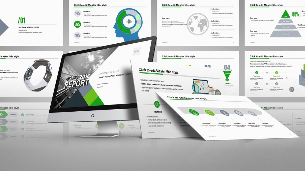 003 Awesome Professional Powerpoint Template Free High Resolution  Download 2019 Medical MacLarge