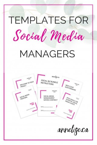003 Awesome Social Media Proposal Template High Resolution  Plan Sample Pdf 2018320