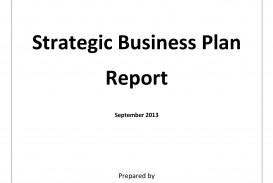 003 Awesome Strategic Busines Plan Template Highest Quality  Development Word Sample