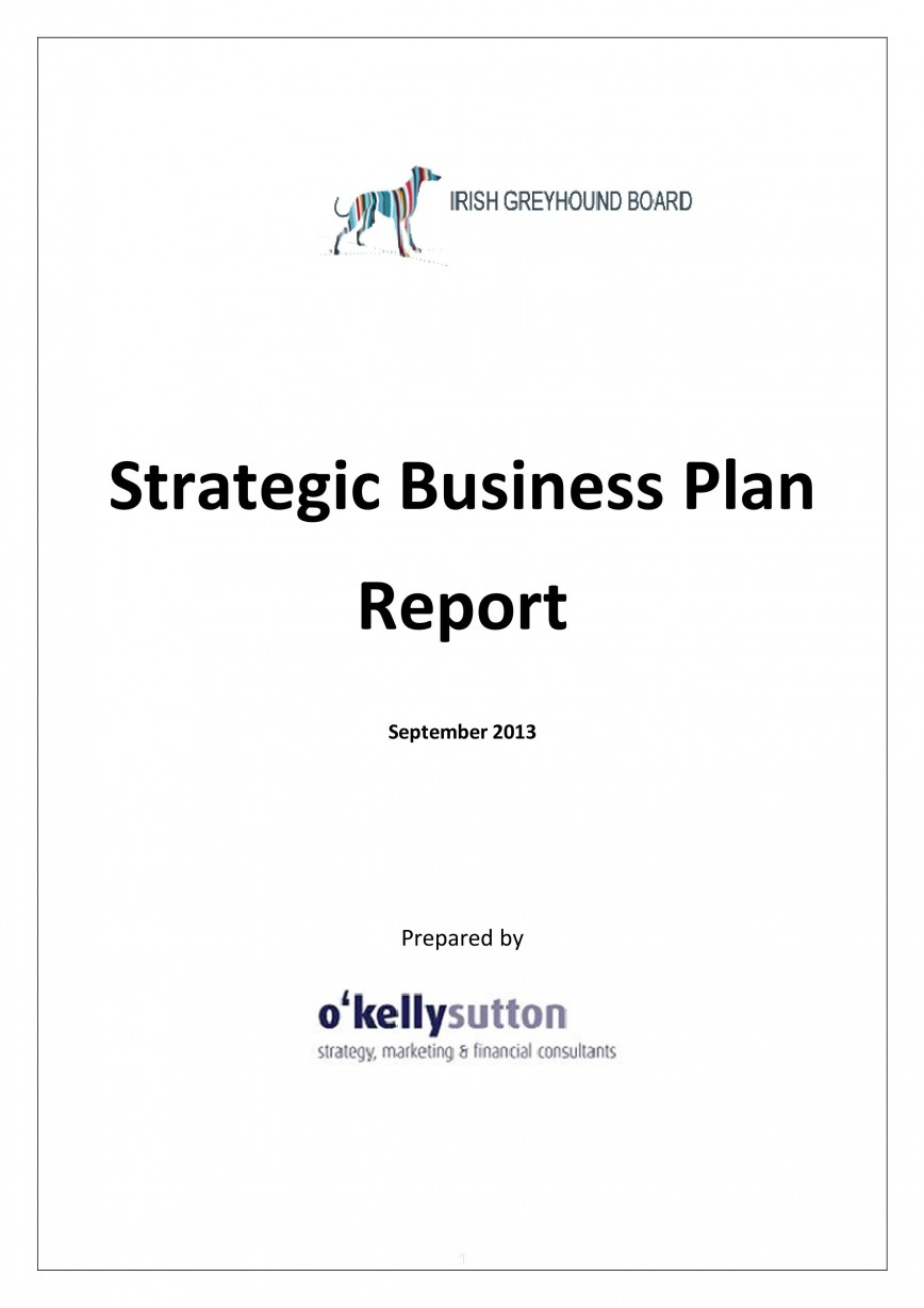 003 Awesome Strategic Busines Plan Template Highest Quality  Development Word Sample868