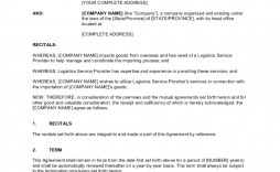 003 Awful Busines Service Contract Template High Resolution  Small Agreement