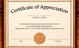 003 Awful Certificate Of Award Template Word Free Photo