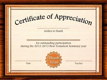 003 Awful Certificate Of Award Template Word Free Photo 360