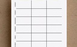 003 Awful Free Printable Weekly Meal Plan Template Design  Planning Worksheet