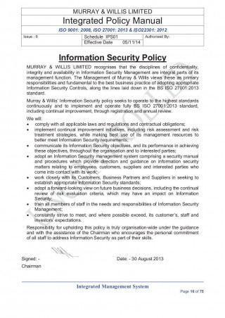 003 Awful It Security Policy Template Concept  Download Free For Small Busines Pdf320