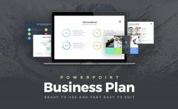 003 Beautiful Free Download Ppt Template For Busines Idea  Business Plan Presentation Communication