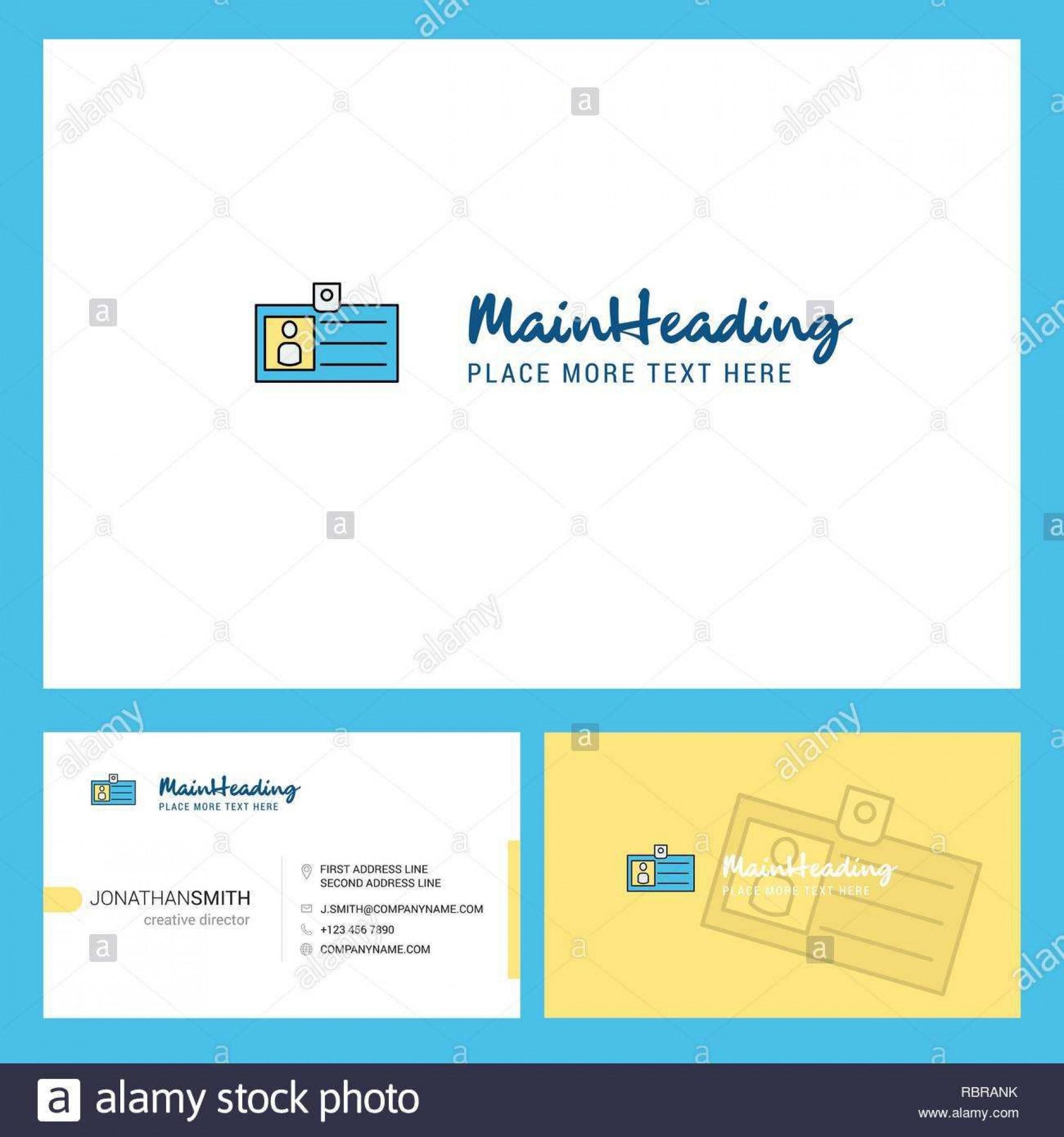 003 Beautiful Free Printable Id Card Template High Resolution  Templates Medical Editable1920